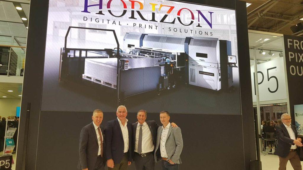 Horizon contract