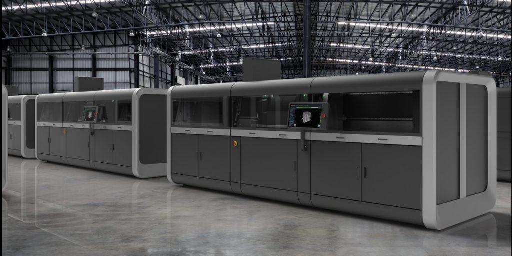 Desktop Metal Production System printer