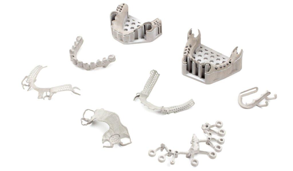 Desktop Metal Dental applications